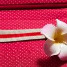 衣箱上的小花