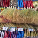 Brooms (Walis Tambo)