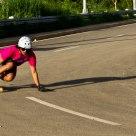 Long Board Skater