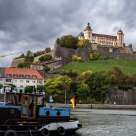 Danube River Scene