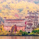 Bannerman's Castle Fall Foliage