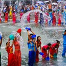 Water-Splashing Festival