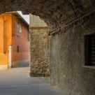 Portico a Sulzano