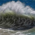 The Fury Of Waves