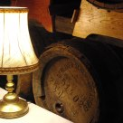 Lamp and barrel