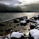 Loch Ness in Winter