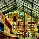 Mercado de Atarazanas, Málaga/Atarazanas Market, Málaga