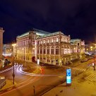 building of the Vienna State Opera