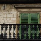 Balcon à Kotor
