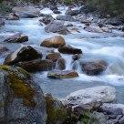 Ravine stream