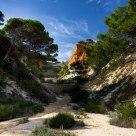 Cliff Walk at Olhos de Agua