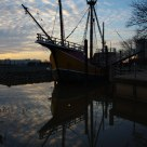 The Santa Maria ship & museum