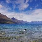 瓦卡蒂普湖 Lake Wakatipu