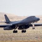 B-1 Landing