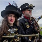 Fully armed steam punks