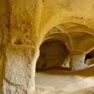 Troglodytic Church At Cappadocia