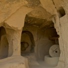 Troglodytic Mill at Cappadocia.