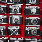 Old cameras