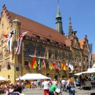 City hall of Ulm