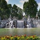 Torino - Fontana delle 4 stagioni