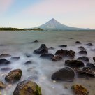 Mt. Mayon at Sunrise