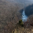 Patapsco River in December