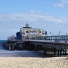 Bournemouth Pier on a Late Summer Afternoon