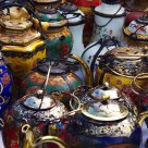 Tea pots of Vietnam