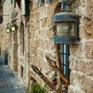 Street in the Old Port of Yaffo 