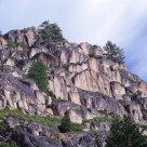 Sonora Pass Landscape