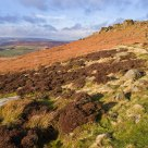 View from Stanage Edge