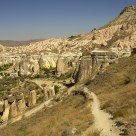 Love Valley at Cappadocia
