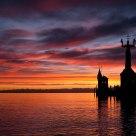 Imperia & sunrise