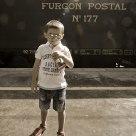 Furgon Postal