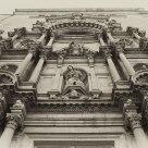 Catedral de Gerona. Fachada.