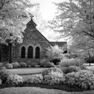 Danforth Chapel in Infrared