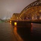 Köln at night
