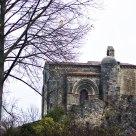 Romanesque church in Palencia, Spain