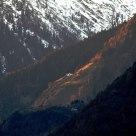 Merano - the last sun rays