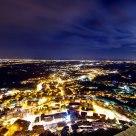 San Marino, with a bird's eye