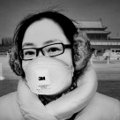 mist:TianAnMen. Beijing.