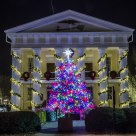 Newberry Court House Christmas