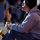 Curbside Saxophone
