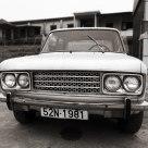 Old Soviet Era Sedan
