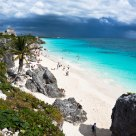 Tulum, the Mayan port