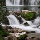Cascada y corriente