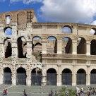 Rome - Colosseum Pano