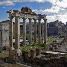 Rome - Forum Romanum Pano
