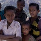 children in Tigrai