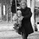 grandmother with nephew